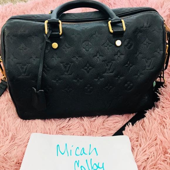 Louis Vuitton Handbags - Louis Vuitton Speedy 30 Monogram Empreinte e2dcf911f8